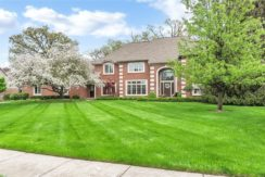 1228 N CLARIDGE Way, Carmel, IN 46032